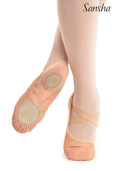 Sansha ballet slipper @LAX213 213L
