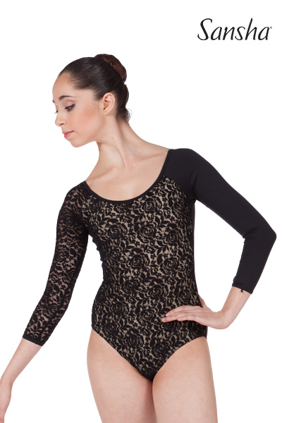 Sansha Long sleeve leotard ABIA 50AE002M