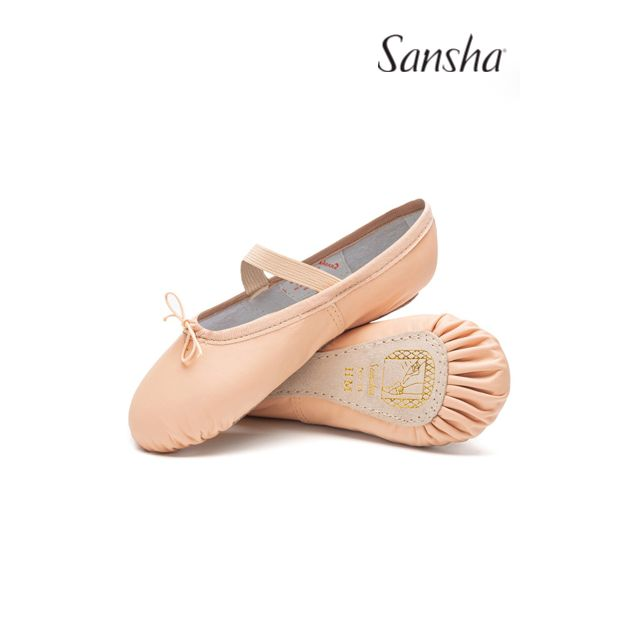 Sansha ballet slippe STAR 14Lco