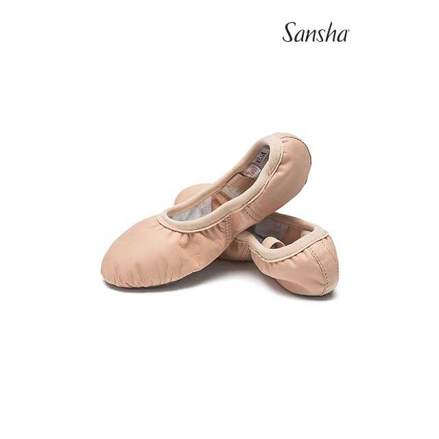 Sansha soft shoes MIREILLE 163L