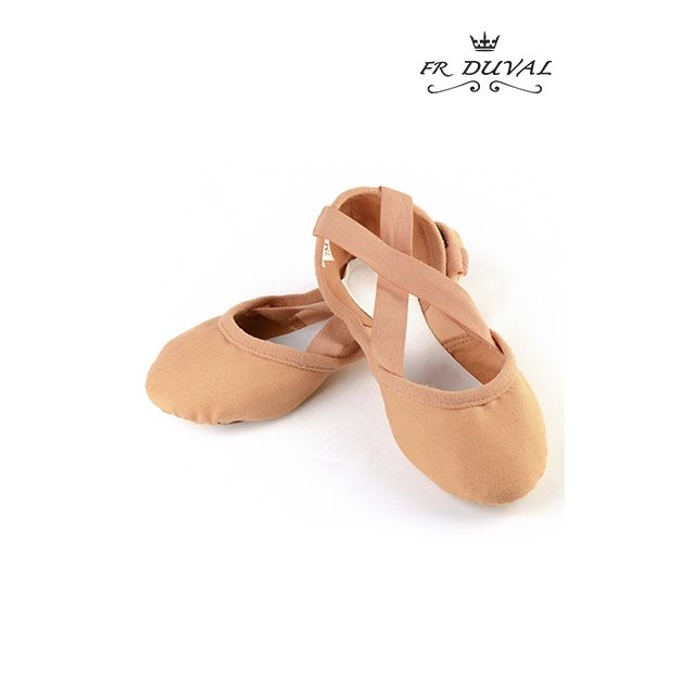 Duval full sole ballet slipper ROMA 22C