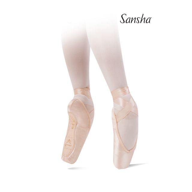 Sansha V-vamp high-sides TCHAIKA 403SP