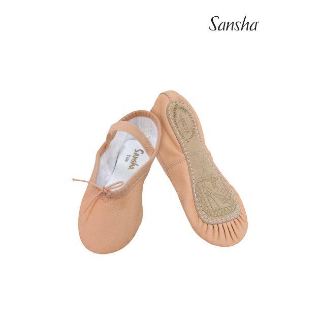 Sansha Ballet slipper TUTU 4Lpi