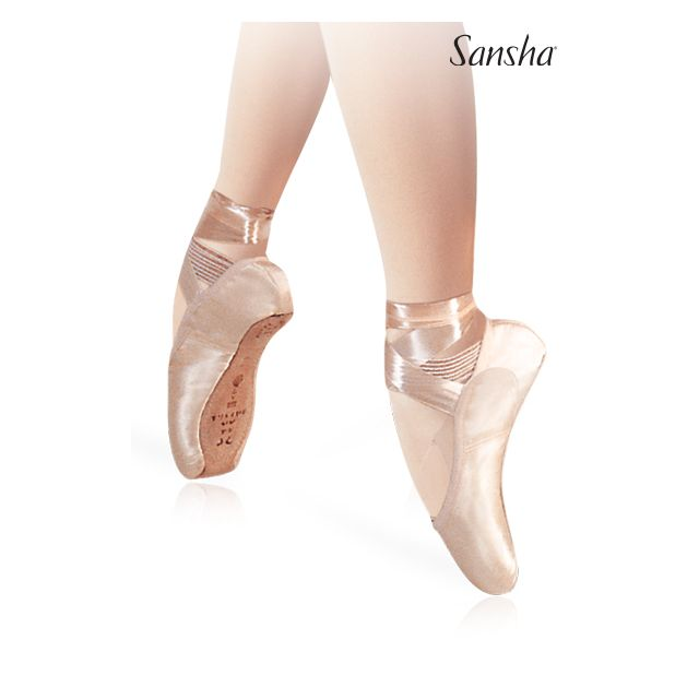 Sansha Square wide box CADENZA 507S