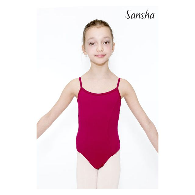Sansha leotard camisole LIONA 51AE003M