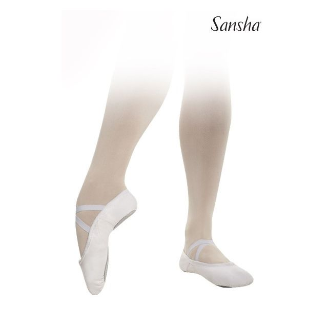 Sansha Cotton/Lycra soft FINESSE 51C