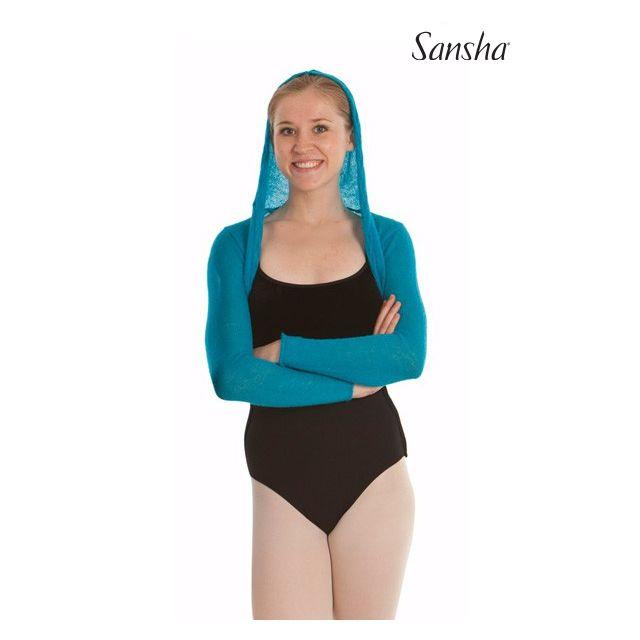 Sansha Hooded cardigan KANIYA KT4057A