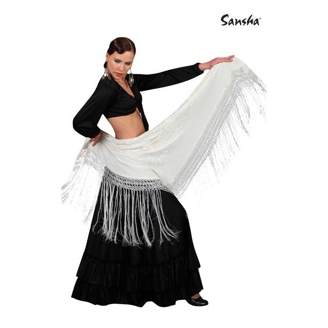 Sansha Flamenco skirt ruffles FRIDA L0903P