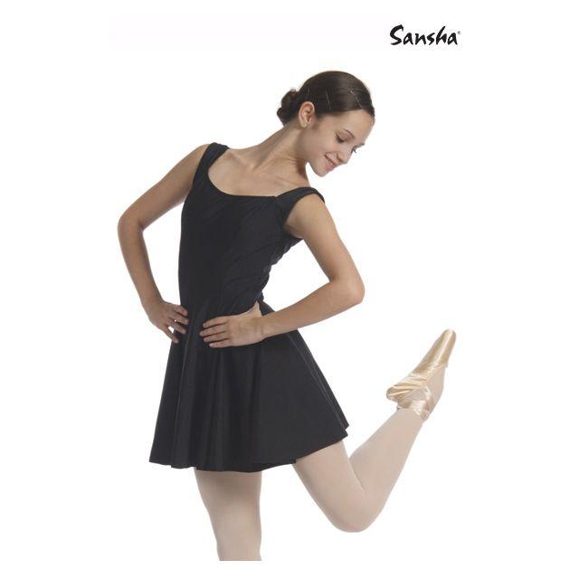 Sansha Short stage dress ELSA L2802N