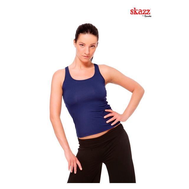 Sansha Skazz sleeveless top SK2036