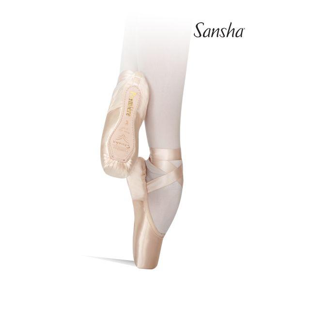 Sansha Medium strength shank PREMIERE 808S