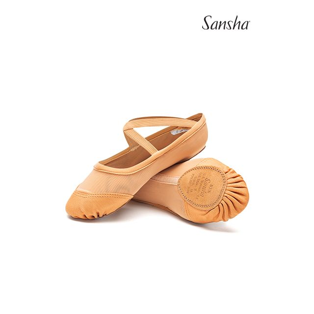 Sansha Extra light soft shoes PRO-FIT 83X