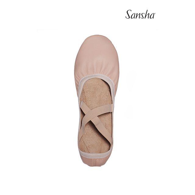 Sansha Extra thin sole Ultra soft inside SKIN B1L