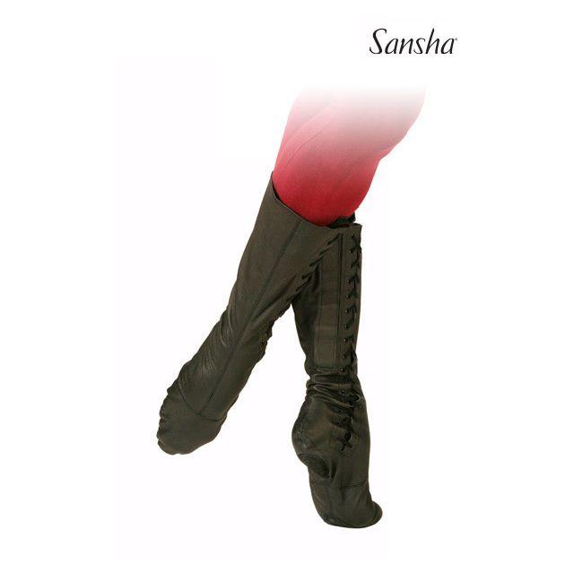 Sansha split sole ballet boots RUDIK BB1Lpi