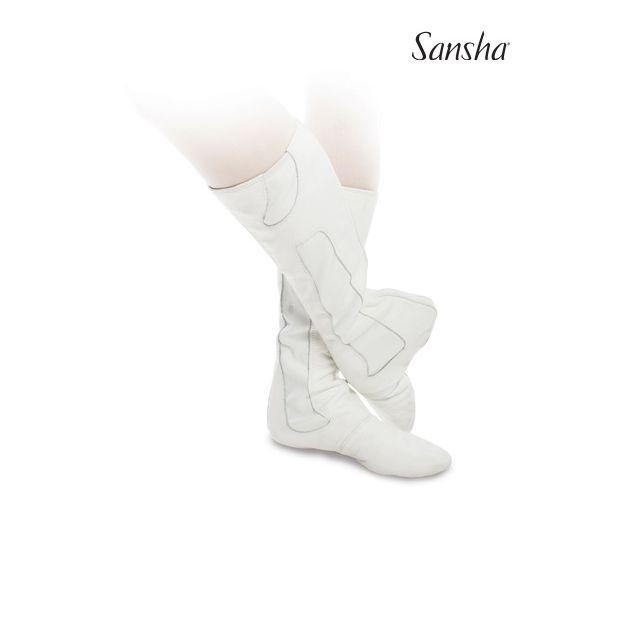Sansha ballet boots split sole VASLAV BB3