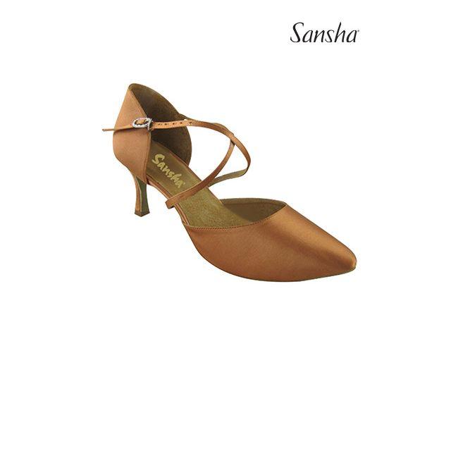 Sansha ballroom suede sole EVELINA BR25025S