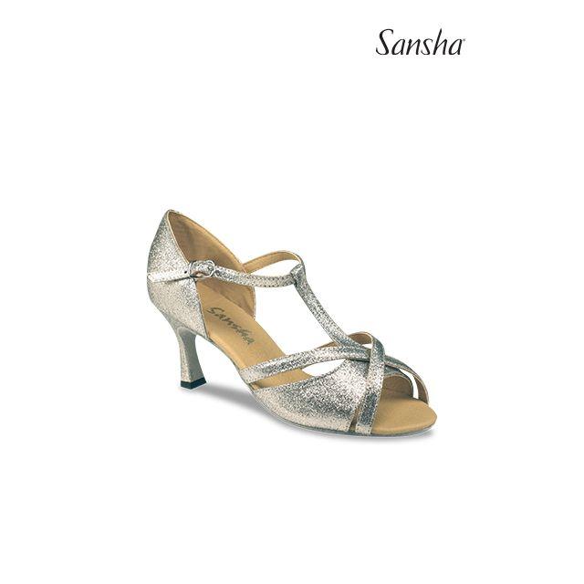 Sansha ballroom shoes TINA BR30008PU