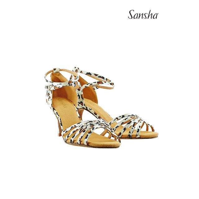 Sansha Woman ballroom suede sole ALAIA BR30016