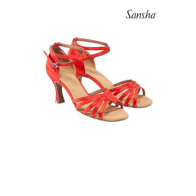 Sansha latin ballroom suede sole REGINA BR30034S