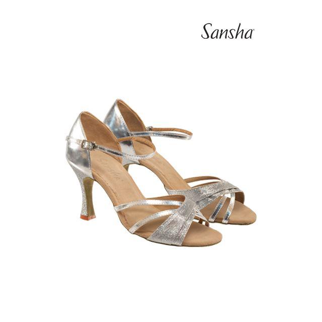 Sansha Ballroom suede sole ALMIRA BR31040