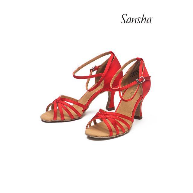 Sansha ballroom suede sole ALAIA BR31016S
