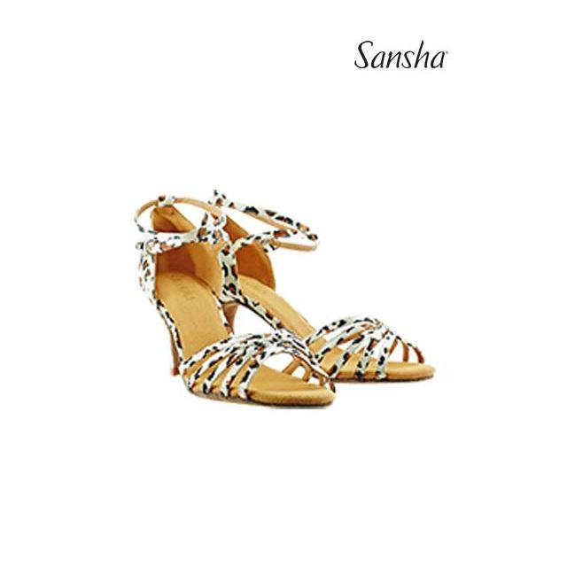 Sansha Ballroom suede sole ALAIA BR30016C
