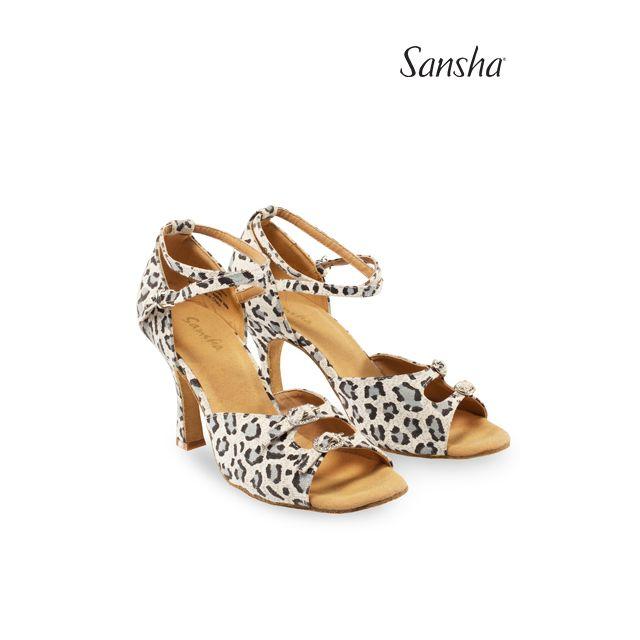 Sansha latin ballroom shoes PANTERA BR33049C
