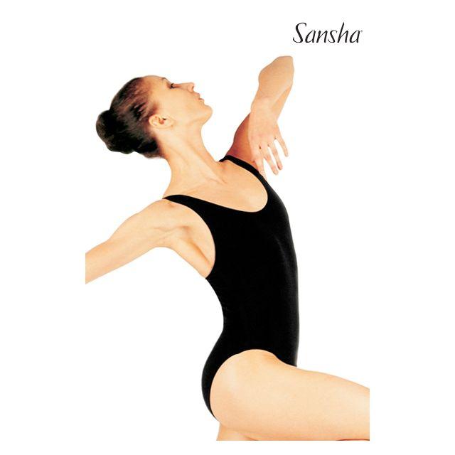 Sansha sleeveless leotard VENICE C095C