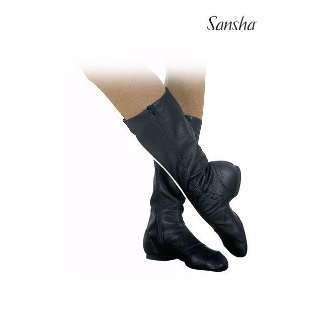 Sansha canvas character boots DON FRANCO CB2C