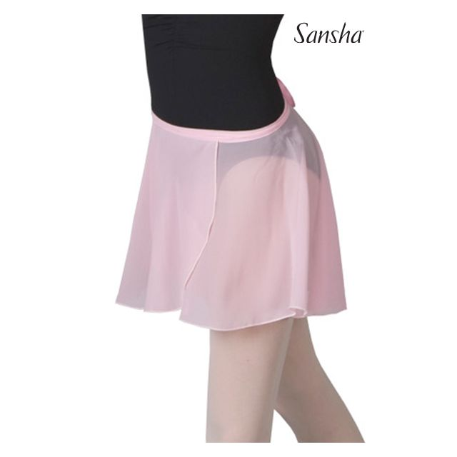 Sansha classic wrap skirt ZEPHYR D071P