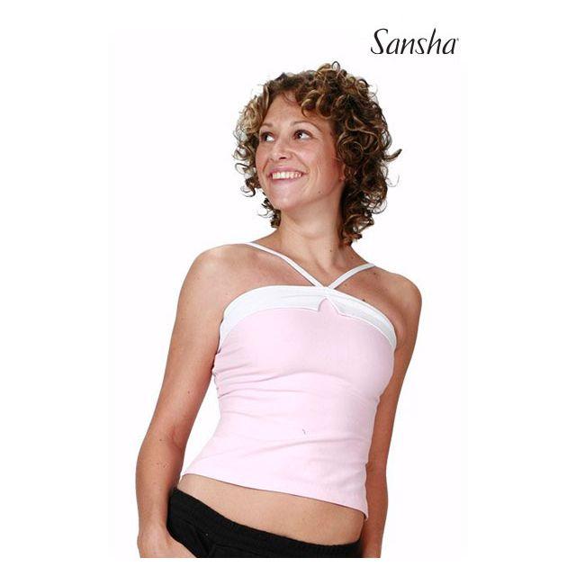 Sansha duotone jazz top KARINA D1020C
