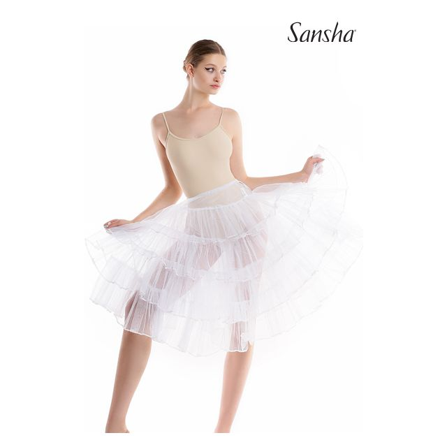 Sansha Medium tutu skirt flounces TILDA DF0801