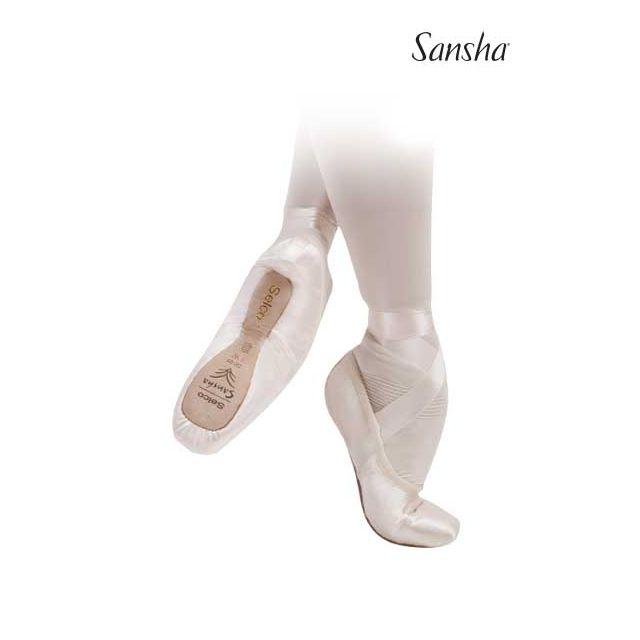 Sansha demi-pointe SELCO DP05SL