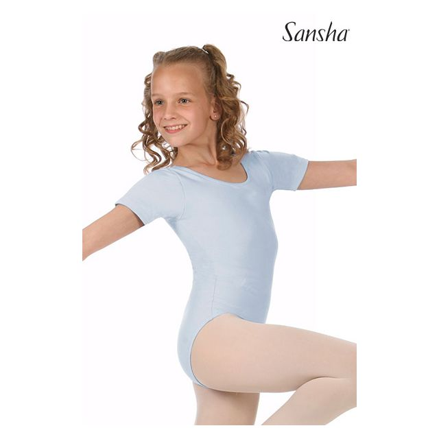 Sansha Short sleeve leotard MAGGY E255C