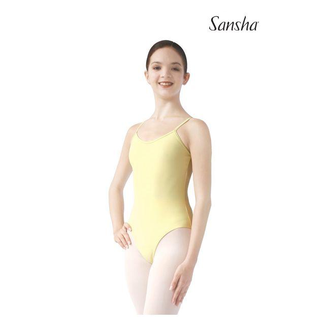 Sansha camisole leotard ANGIE E5061M