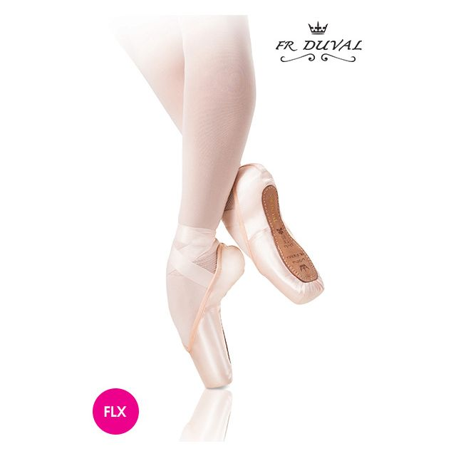 Duval pointe shoes 1.0 FLEX U-DV PRO