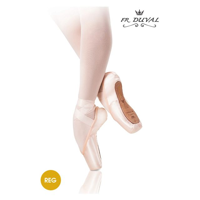 Duval pointe shoes REG