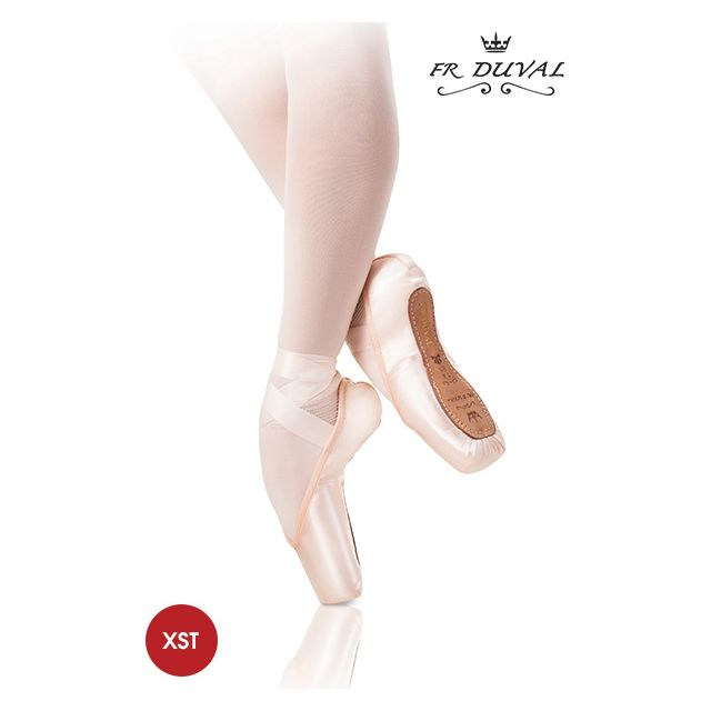 Duval pointe shoes XST