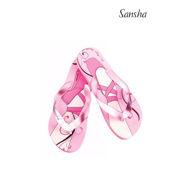 Sansha Flip-flops POINTE SHOES FFS03