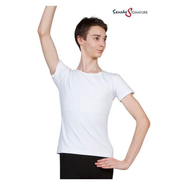 Sansha Sign men sleeveless top STUART H3051MN