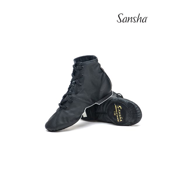 Sansha Lace-up jazz boots SOHO JB1Lco