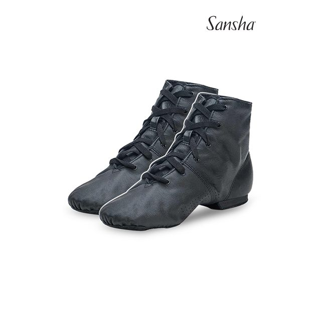 Sansha Lace-up jazz boots SOHO JB2Lpi