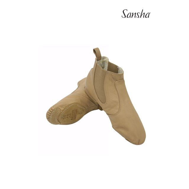 Sansha Pull-on jazz boots LIDO JB5L