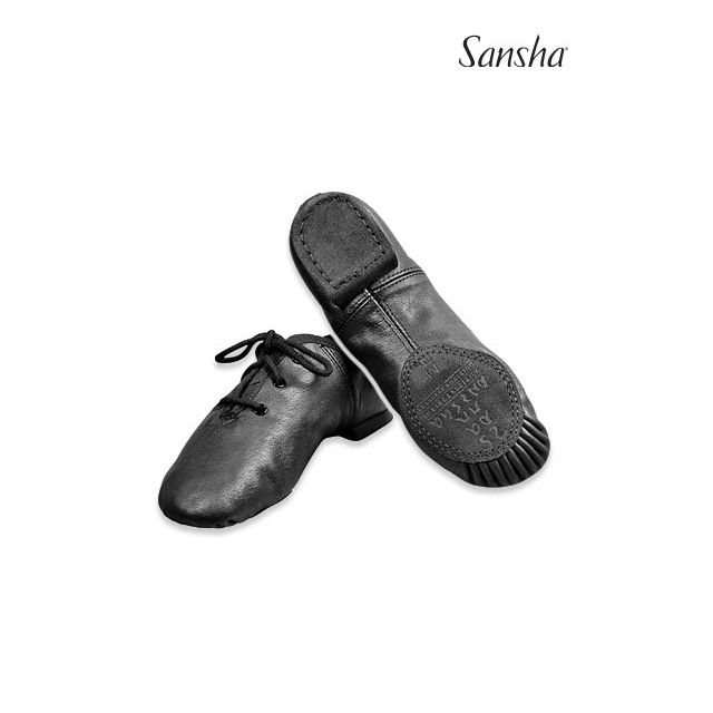 Sansha Jazz shoes split sole CAROU-SPLIT JS15Lpi