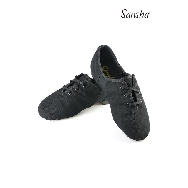 Sansha Lace-up shoe neoprene arch TIVOLI JS3C