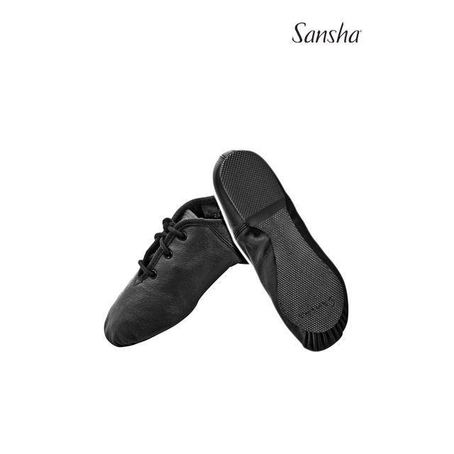 Sansha girls lace-up jazz SWING JS86L