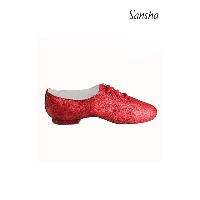 Sansha Lace-up jazz 42ND JS9G