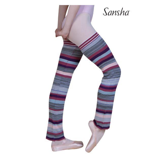 Sansha leg warmers FINLY KC008