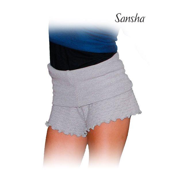 Sansha Shorts ruffles ADRIEL KC0610