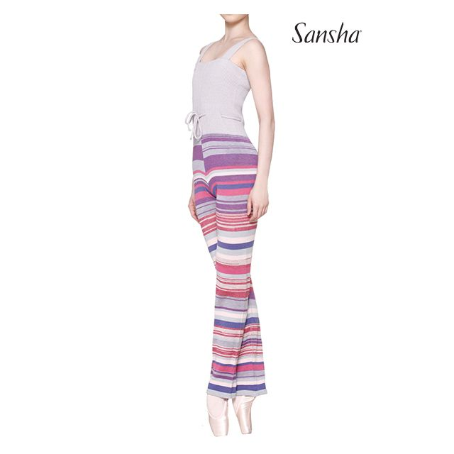 Sansha Multicolor unitard FINLAY KC1103